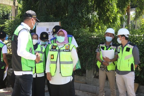 Sembuh dari Covid-19, Bupati Bogor Pilih Kunjungi RSUD Cibinong
