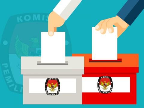 KPU Larang Pemilih <i>Selfie</i> di Bilik Suara