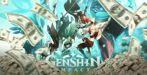Genshin Impact Untung Besar di Mobile, Rp5,5 Triliun