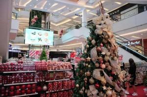 Sambut Natal, Living World Hadirkan Holiday Shopping Free