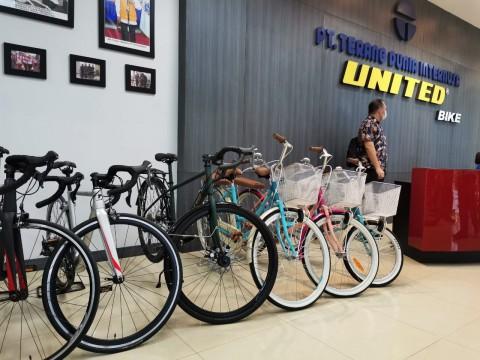 Usaha United Bike untuk Tingkatkan Komponen Lokal Sepeda