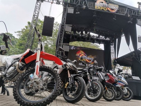 IIMS Motobike Show Siap Tampilkan 8 Merek Motor
