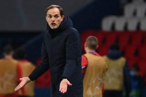 Tuchel tidak Ingin PSG Terlena dengan Kemenangan di Old Trafford