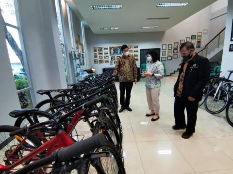 IKM Alat Angkut Harus Ambil Bagian di Industri Sepeda