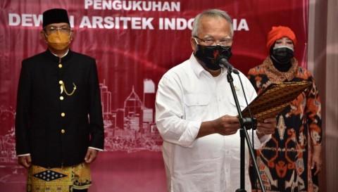 Dewan Arsitek Indonesia Resmi Dikukuhkan