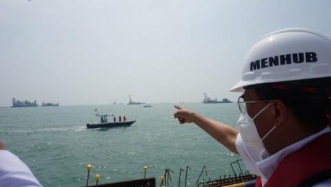 Menhub: Dermaga Pelabuhan Patimban Siap Beroperasi