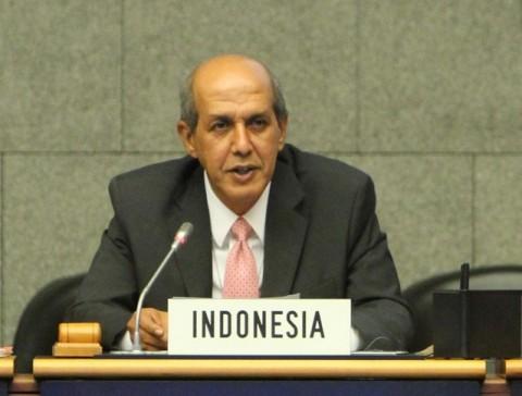 Dubes RI Hasan Kleib Terpilih Jadi Wakil Dirjen WIPO