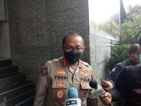 Polisi Jadwal Ulang Pemeriksaan Eggi Sudjana