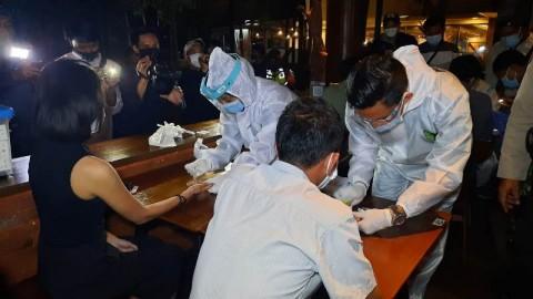 Rapid Test Massal di Tempat Hiburan Malam Bekasi, Satu Pengunjung Reaktif