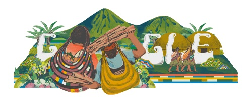 Tampilan Google Doodle (Foto: Google)