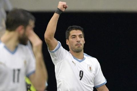Suarez Sudah Pulih dari Covid-19 dan Boleh Latihan Bersama