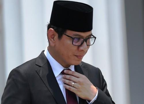 Whisnutama Kusbandrio, Menteri Pariwisata dan Ekonomi Kreatif periode 2019-2024. (Foto: Antara)