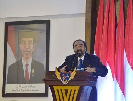NasDem Party Chairman Surya Paloh Recovers from Coronavirus