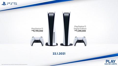 Di Indonesia Pesan PS5 Pakai Sistem Undian, Akibat Stok Langka?