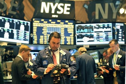 Wall Street 'Berlabuh' di Area Positif