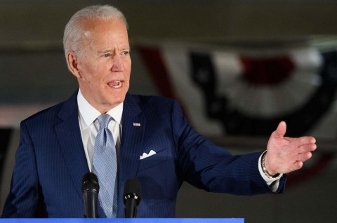 Joe Biden Tegaskan Vaksinasi Covid-19 di AS Tidak Wajib