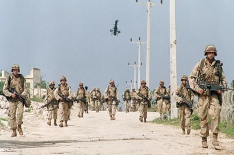 Trump Perintahkan Penarikan Pasukan AS dari Somalia