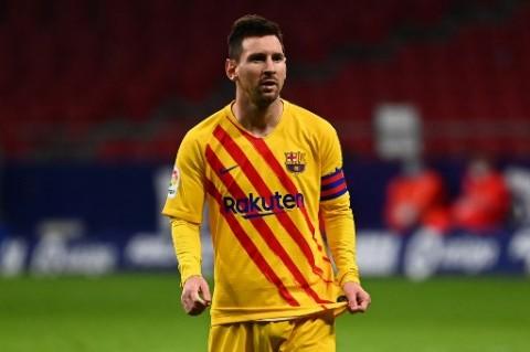 Rekor Pele di Depan Mata Messi