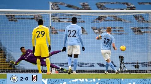 Manchester City vs Fulham: Tuan Rumah Superior