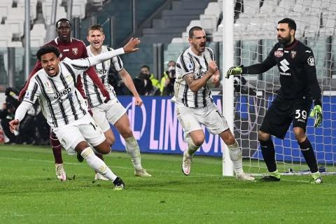 Juventus vs Torino: La Vecchia Signora Menangi Derby della Mole