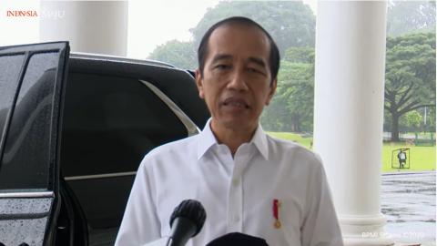 Jokowi: Pemerintah Tak Berhenti Menuntaskan Kasus HAM Masa Lalu