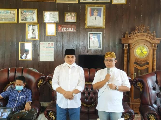 Paslon Bupati Lampung Tengah Musa-Ardito Deklarasi