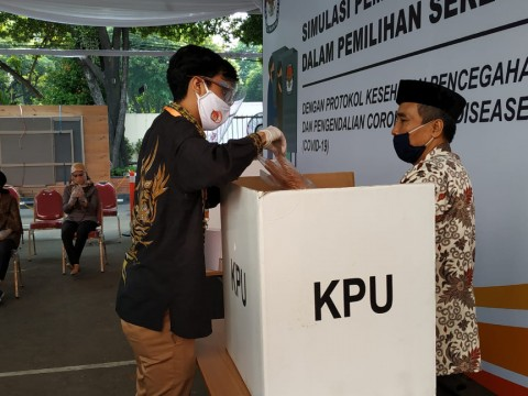 Pemkab Bekasi Tambah TPS untuk Pilkades Serentak 2020