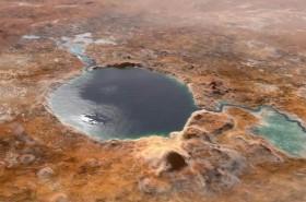 Sumber Air di Mars Berpotensi Berukuran Kecil