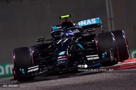 Duo Mercedes Kuasai Latihan Bebas Kedua GP Abu Dhabi