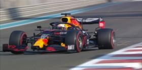 F1GP Abu Dhabi: Verstappen Tutup Latihan di Posisi Terdepan