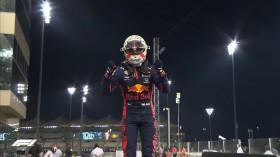 F1GP Abu Dhabi: Verstappen Tutup Musim 2020 dengan Kemenangan