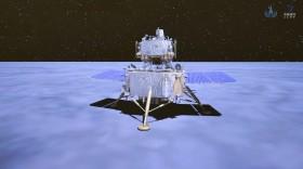 Bumi Siap Kedatangan Paket dari Bulan ke Tiongkok