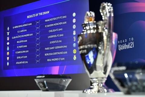 3 Berita Bola Terpopuler: Hasil Undian Liga Champions hingga Messi Terancam Didepak