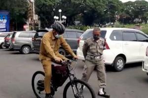 Inovasi Sepeda Listrik Karya Siswa SMK Nasional Malang
