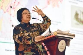 Indonesia Berupaya Turunkan Emisi Karbon Hingga 1 Gigaton