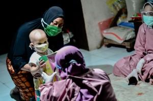 Sudin Kesehatan Jaksel Gelar Layanan Ketuk Pintu Kebutuhan Gizi Balita