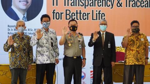 Hadapi Society 5.0, UBL Siap Dorong Inovasi Kecerdasan Buatan