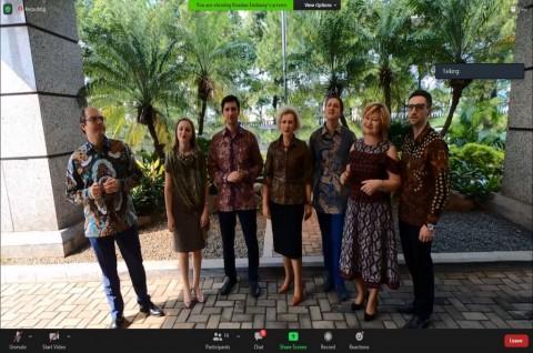 Indonesia-Rusia Tetap Mesra di Tengah Pandemi Covid-19