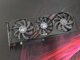 Begini Performa Colorful iGame GeForce GTX 1660 Ti Ultra 6G V
