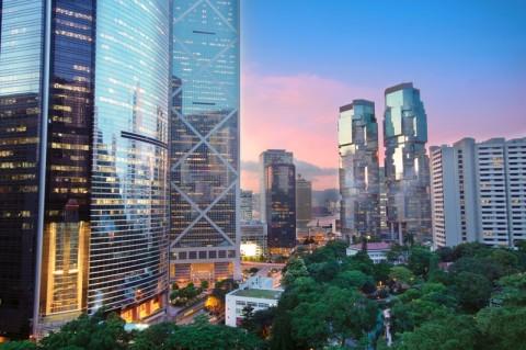 Kalahkan Silicon Valley, Harga Sewa Perkantoran Hong Kong Paling Mahal di Dunia
