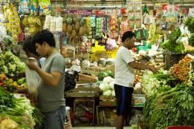 Bhineka Tunggal Ika di Pasar Rakyat