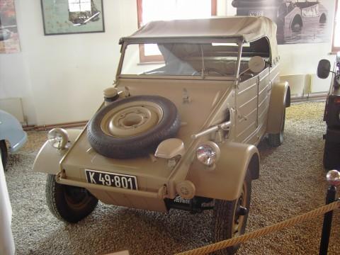 Mengenal Volkswagen Kubelwagen yang Bisa di 2 Alam