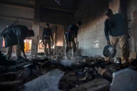 Pakistan Tangkap 24 Orang Terkait Pembakaran Kuil Hindu