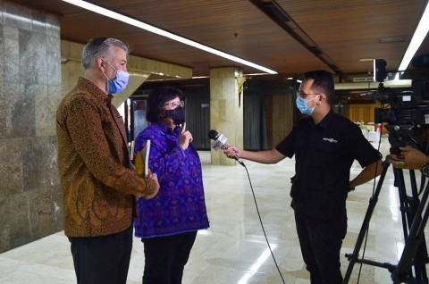 Perhutanan Indonesia Dipuji FAO, Ini Kata Menteri Siti Nurbaya