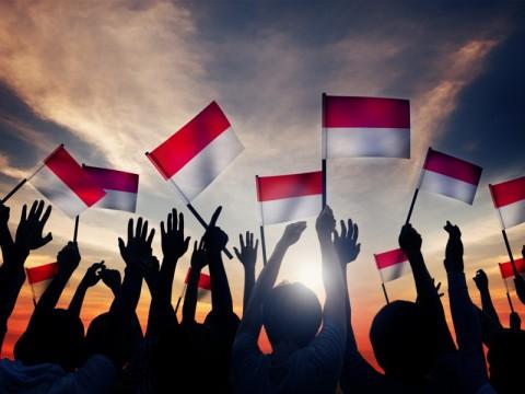 Penghina Lagu Indonesia Raya Ditangkap