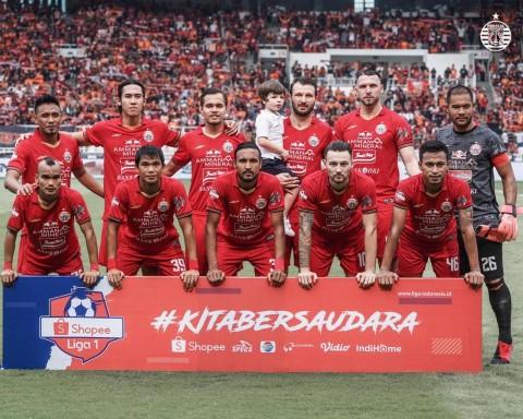 Persija Desak PSSI Tentukan Nasib Kompetisi Liga 1