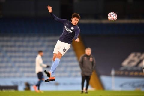 Bek Manchester City Eric Garcia Terpapar Covid-19