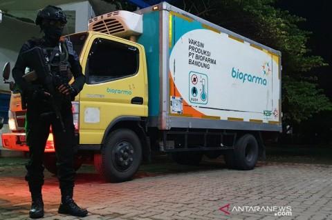 62.560 Vaksin Covid-19 Tiba di Jawa Tengah