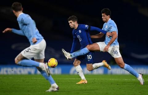 Chelsea vs Manchester City: The Blues Dipecundangi Tim Tamu