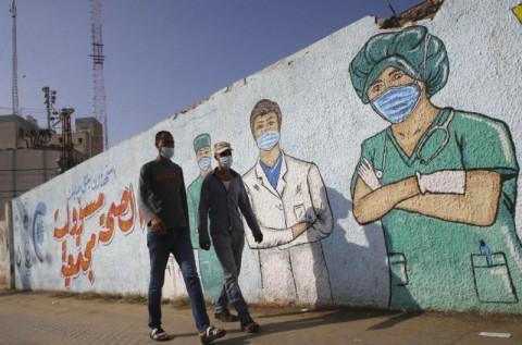 Covid-19 Merebak Pada Tahanan Palestina di Penjara Israel